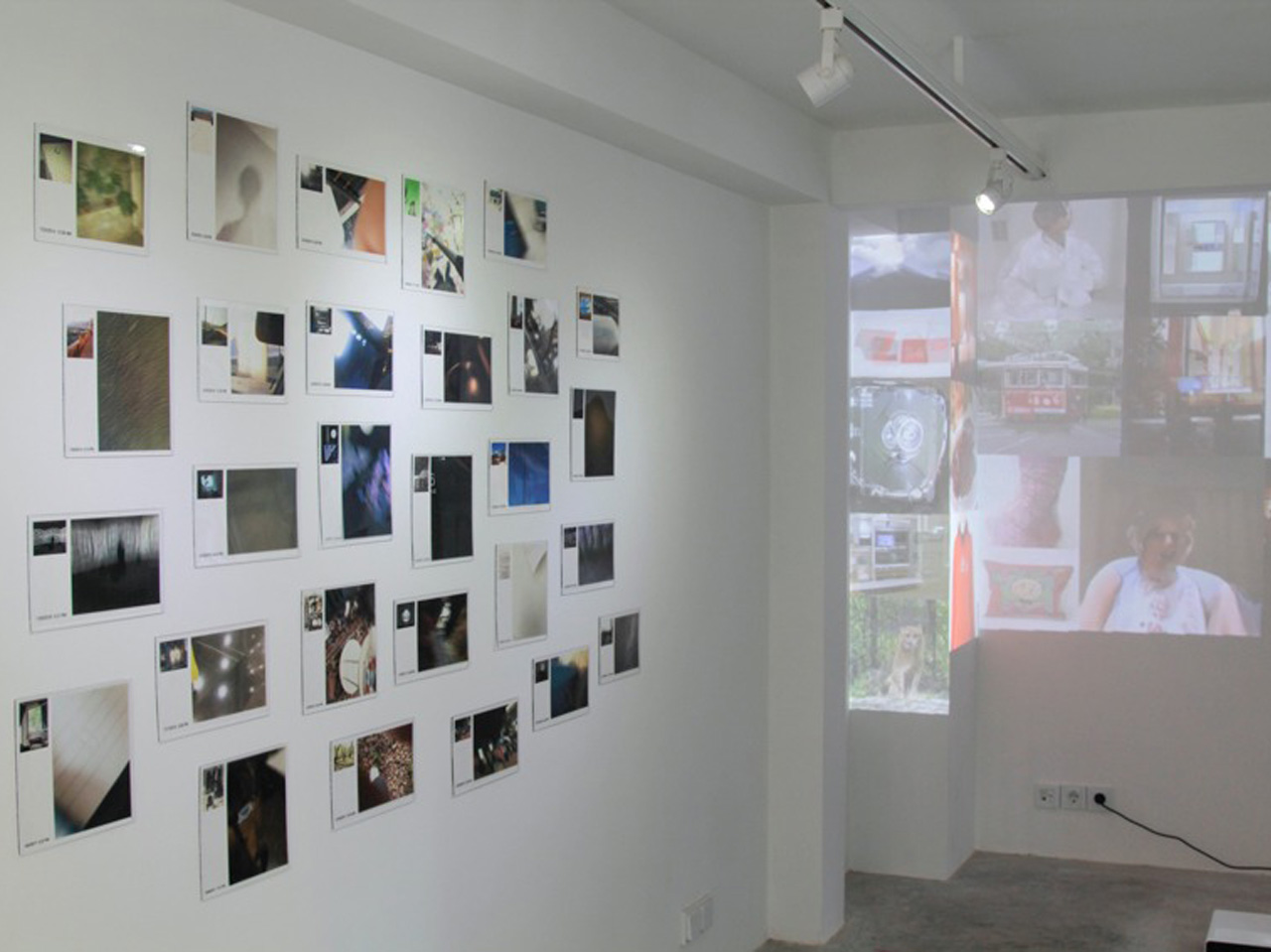 Even in Arcadia there am I-Installation Views