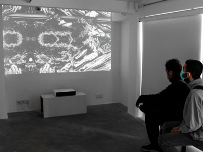 The first Glitch video art exhibition in Iran-Digicult